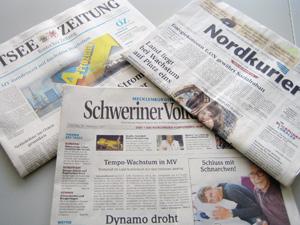 Tageszeitung Mecklenburg Vorpommern